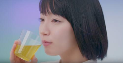 綾鷹茶葉のあまみCM4