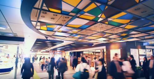 東京ステーションシティCM2