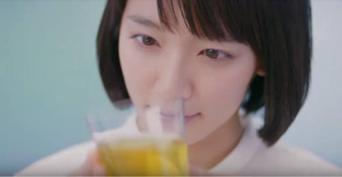 綾鷹茶葉のあまみCM1
