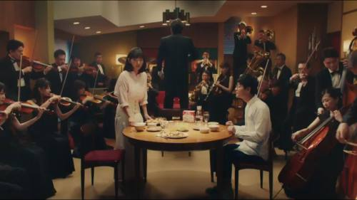 賢者の食卓CM