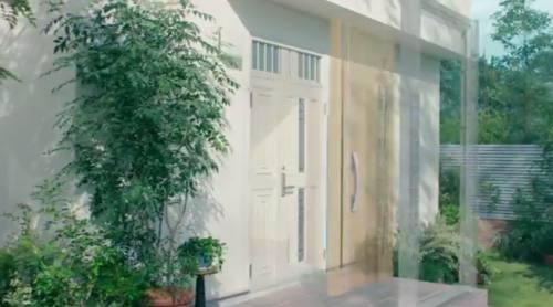 現在のドア