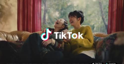 TikTok(ティックトック)CM22