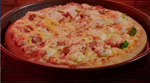 ピザ美味しそう