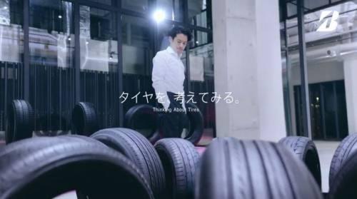 タイヤを考えてみる。