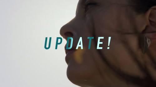 UPDATE(アップデート)!