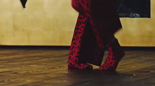 着物の柄と統一された足袋
