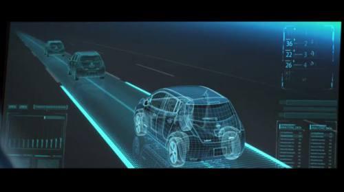 自動運転の研究