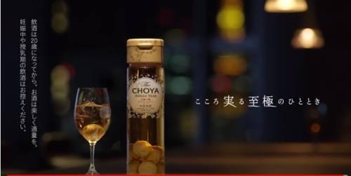 チョーヤ梅酒のCM13