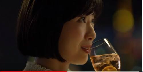 チョーヤ梅酒のCM6