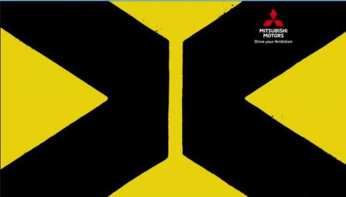 三菱ekx(クロス)のCM1
