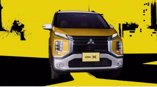 三菱ekx(クロス)のCM5
