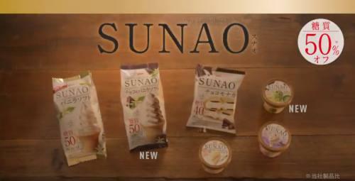 SUNAO(スナオ)のCM10