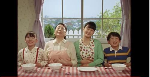 日清の袋麺のCM15