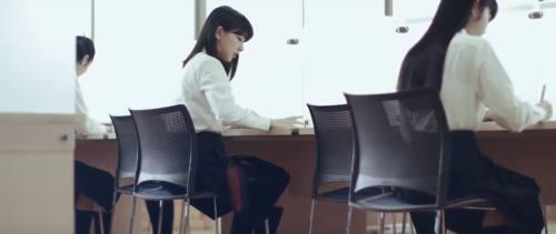 広島女学院大学のCM2
