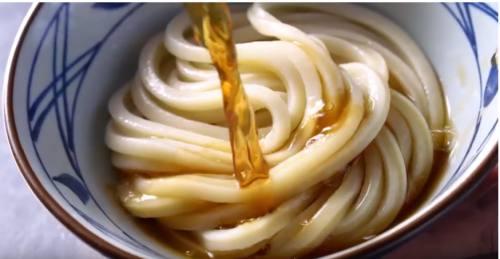 丸亀製麺のCM6