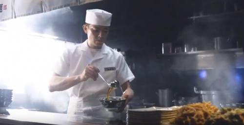 丸亀製麺のCM5