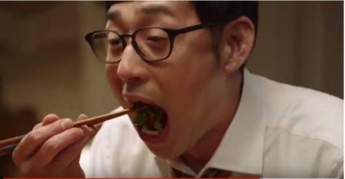 レンジでつくる青椒肉絲のCM8