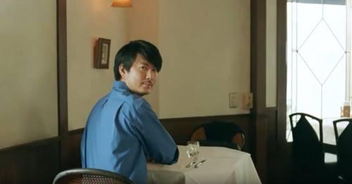 レストランで